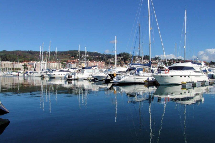 Puerto Marítimo de Sanxenxo