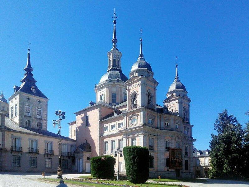 Real Colegiata de La Granja de San Ildefonso