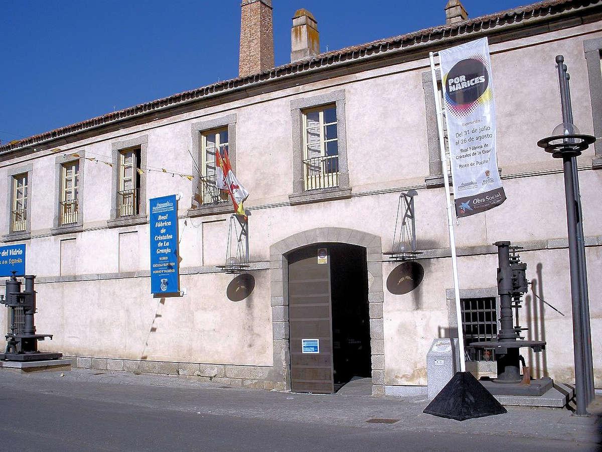 museo-real-fábrica-de-cristales-de-la-granja-de-san-ildefonso