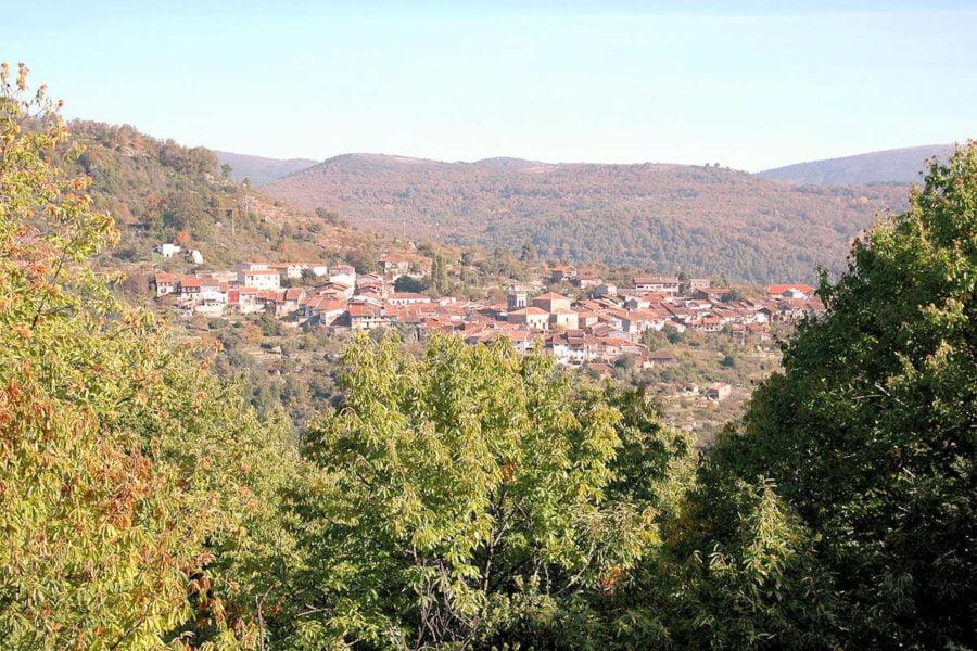 Sierra de Francia en Mogarraz