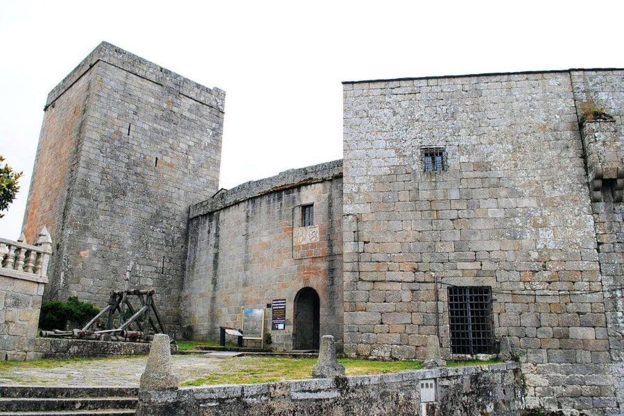 Torre de Homenaje de Castro Caldelas