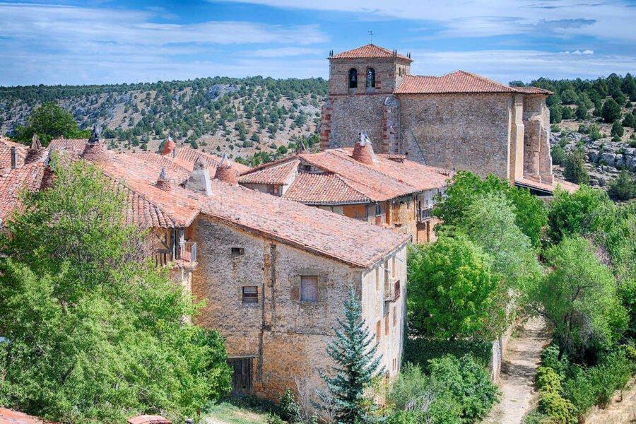Visita Calatañazor en Soria