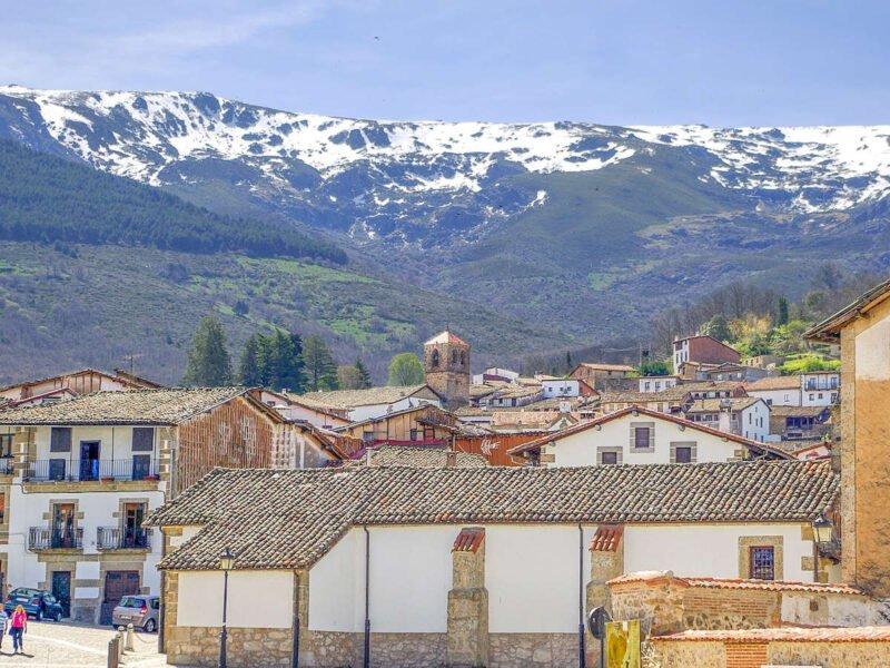 Visita Candelario en Salamanca