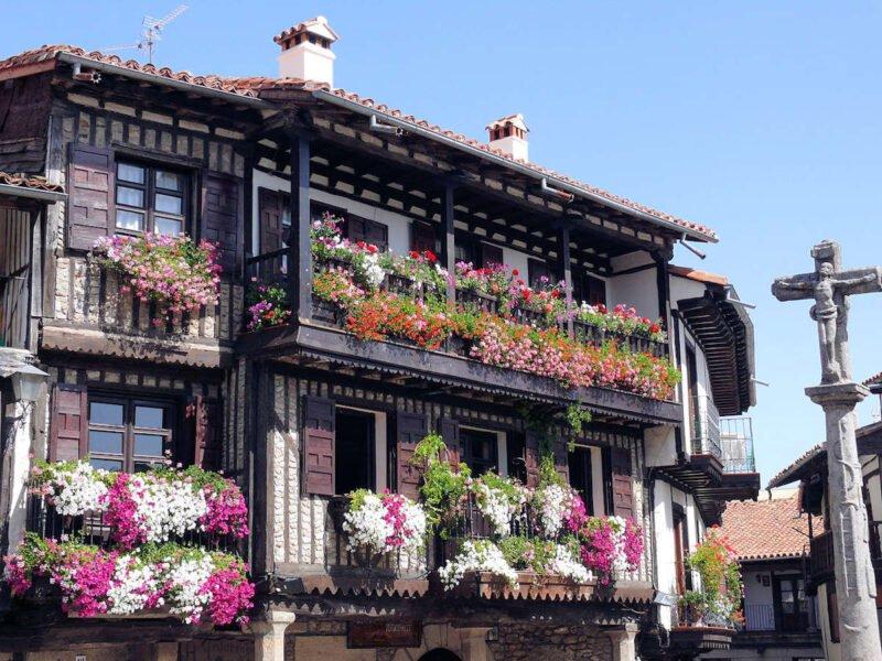 Visita La Alberca en Salamanca