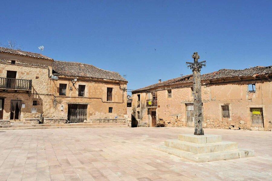 Visita Maderuelo en Segovia