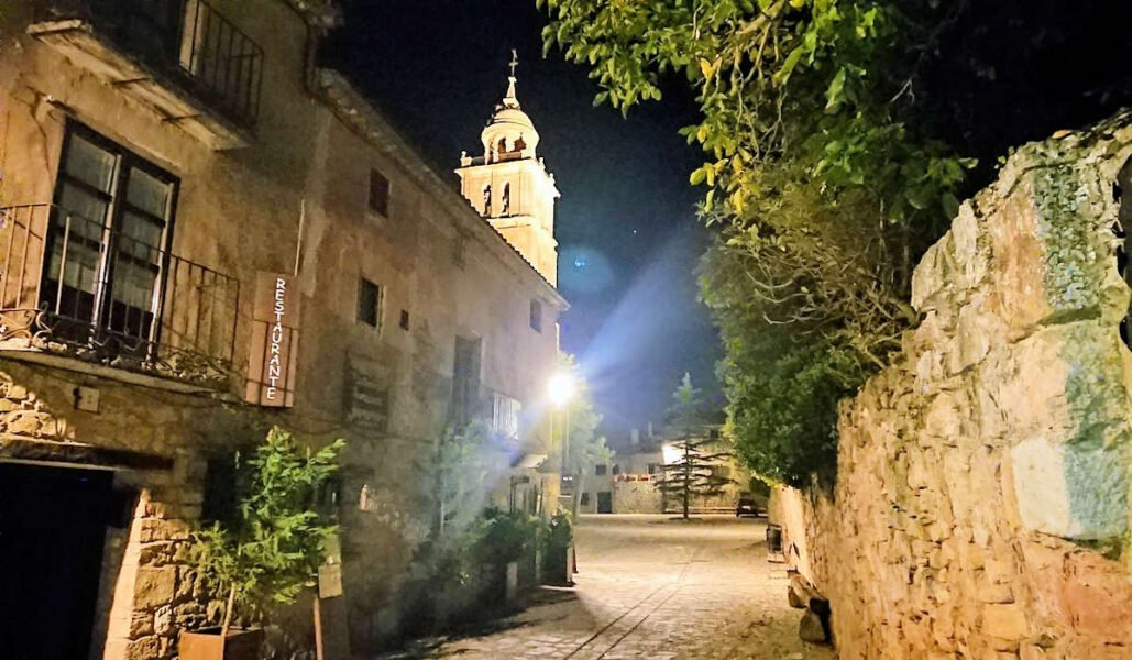 Visita Medinaceli en Soria