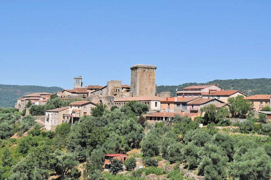 Visita Miranda del Castañar en Salamanca