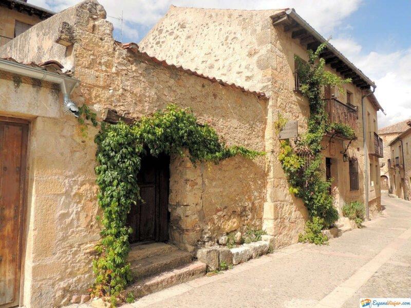 Visita Pedraza en Segovia