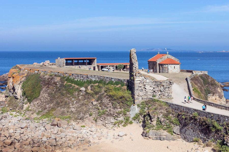Visita Sanxenxo en Pontevedra