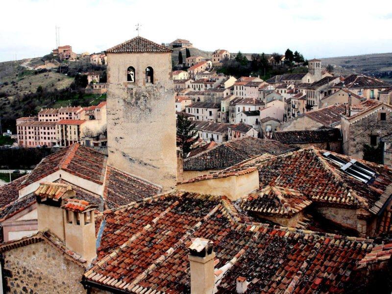 Visita Sepúlveda en Segovia
