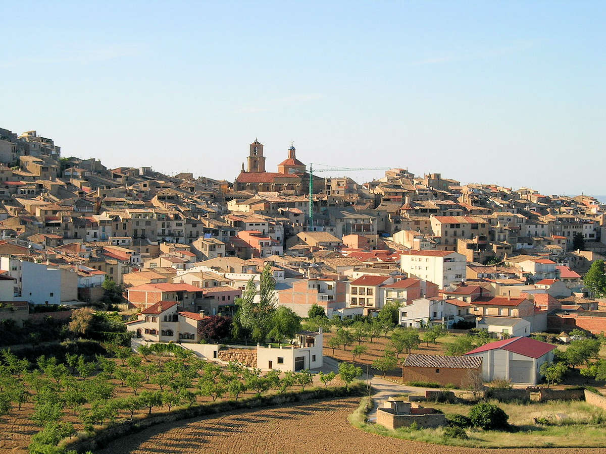 CALACEITE-Pueblos más bonitos de Teruel