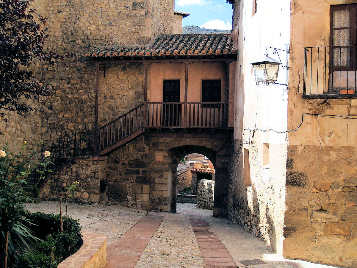Casa-de-La-Julianeta-Albarracín-Teruel