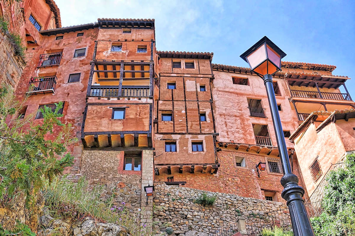 Sendero-Río-Guadalaviar-Teruel