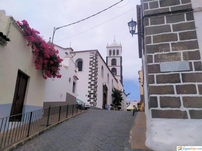 Casco Histórico de Garachico en Tenerife