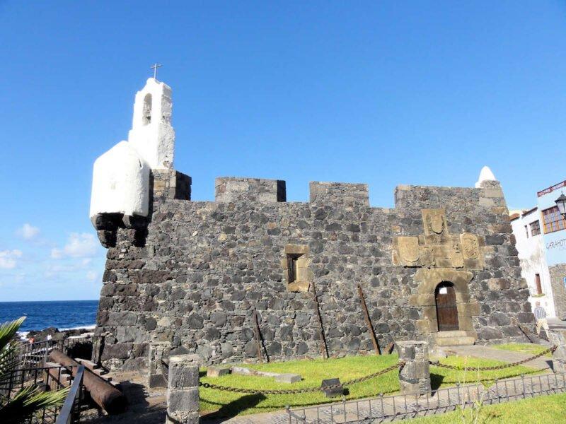 Castillo de San Miguel en Garachico