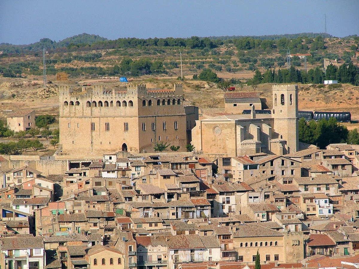 Valderrobres-Teruel-Castillo