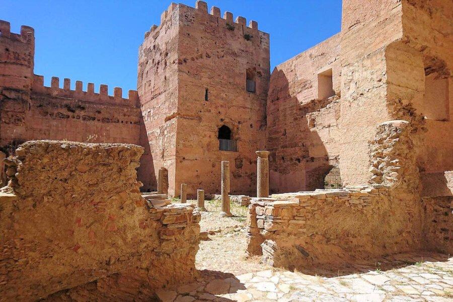 Castillo de Yanguas en Soria