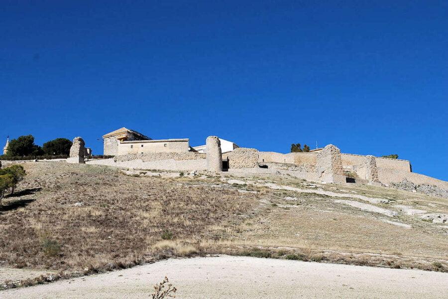 Castillo y Murallas de Estepa