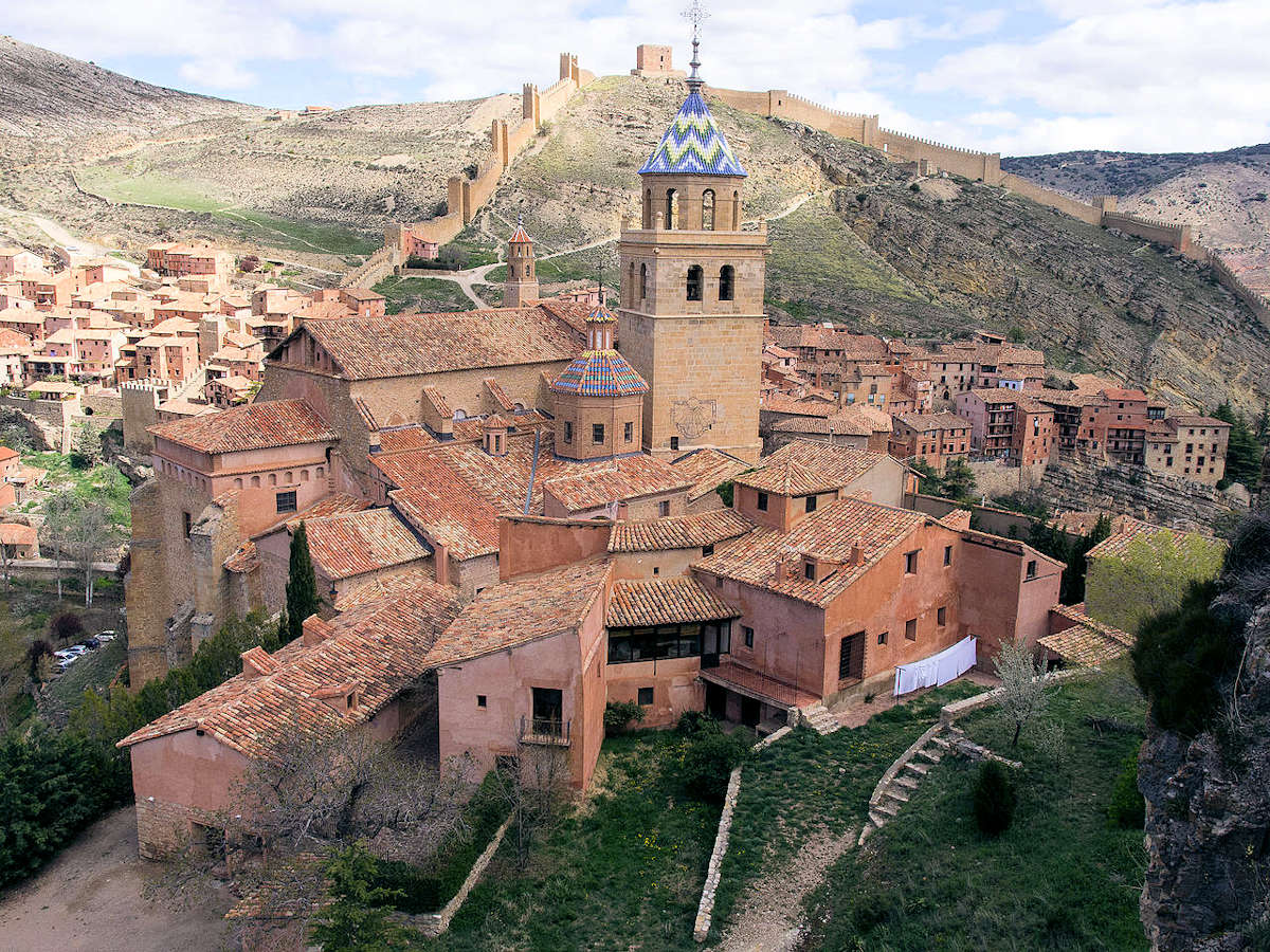catedral-del-salvador-albarracín-teruel