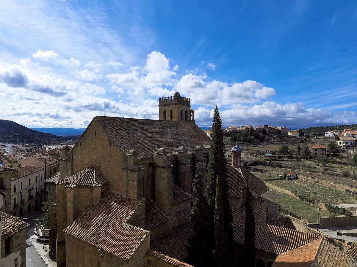 Excolegiata-Santa-María-La-Mayor-Rubielos-De-Mora-Teruel