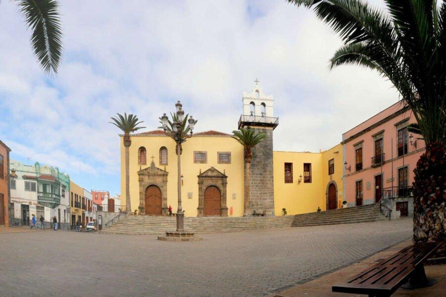 Convento de San Francisco en Garachico