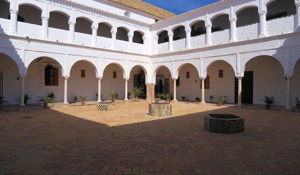 Convento de Santa Clara en Carmona