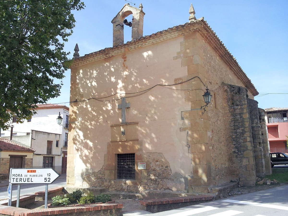 Ex-Convento-de-Carmelitas-y-Capilla-del-Carmen-Rubielos-de-Mora