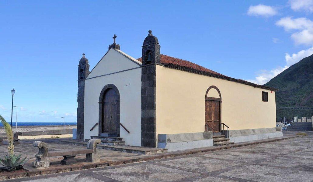 Ermita de San Roque en Garachico