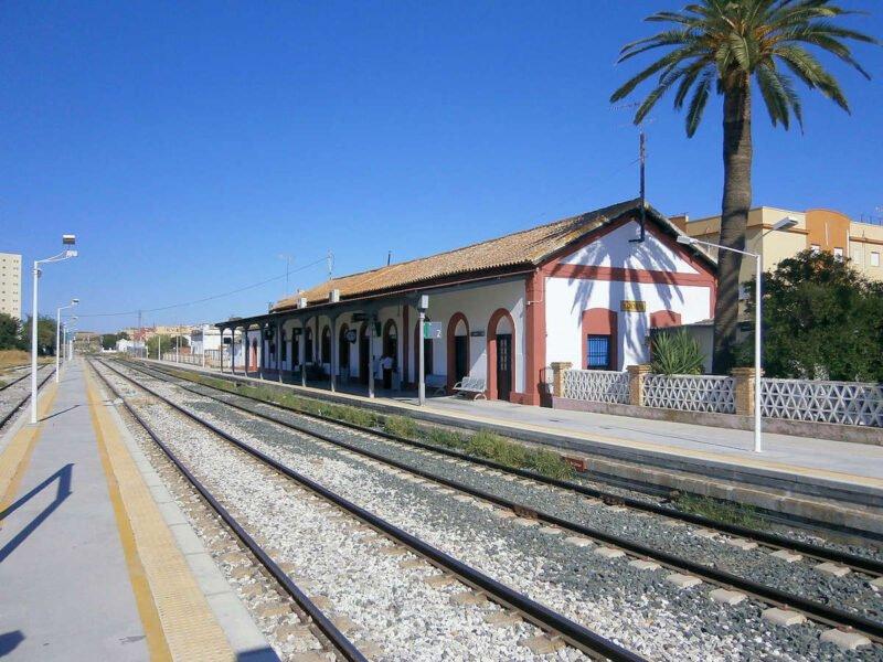 Estación de Marchena