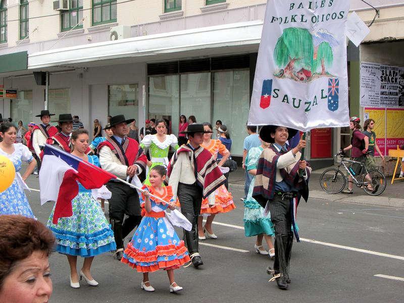 Festividades en El Sauzal