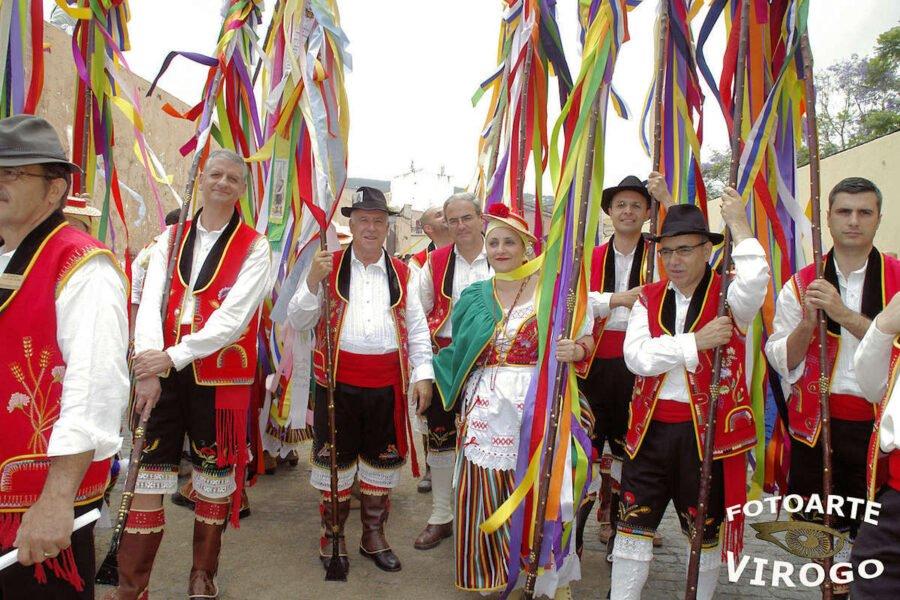 Festividades en La Orotava