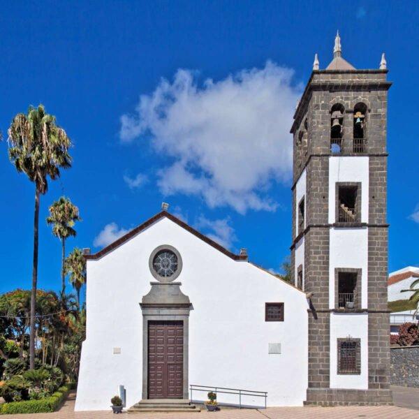 Iglesia de San Pedro Apóstol en El Sauzal