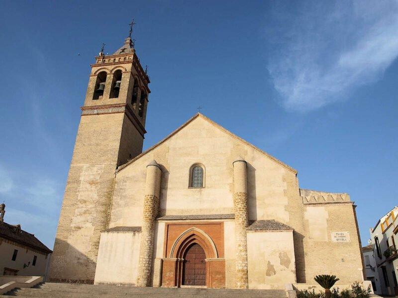 Iglesia de San Juan Bautista en Marchena