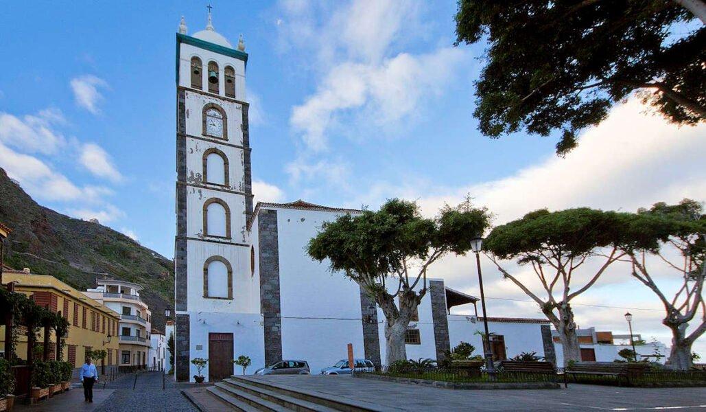 Iglesia de Santa Ana en Garachico