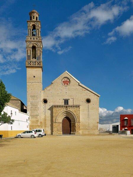 Iglesia de Santa María de la Mota