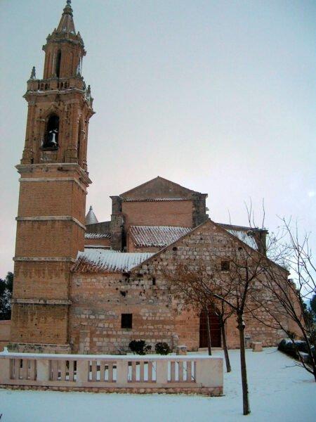 Iglesia de Santa María en Estepa