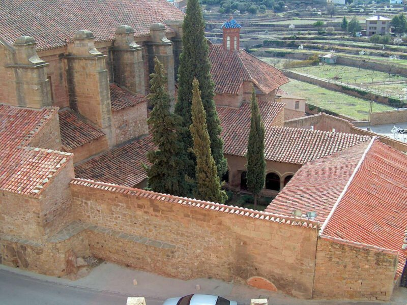 Iglesia de la Natividad de Nuestra Señora de Mora de Rubielos