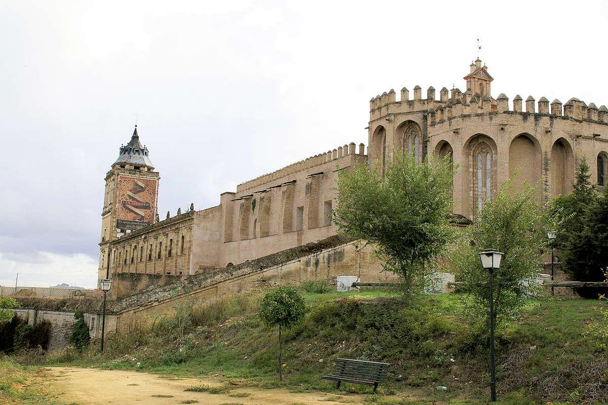 Monasterio-de-San-Isidoro-Del-Campo-Santiponce