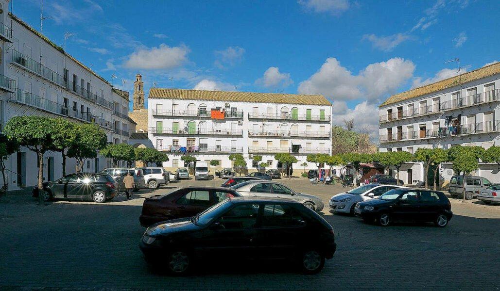 Plaza Ducal de Marchena