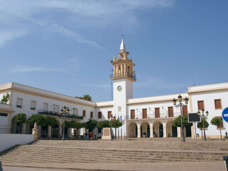 Plaza de Marchena en Sevilla