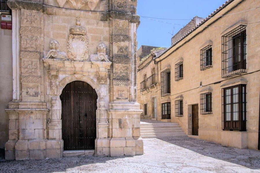 Plaza de la Merced en Osuna