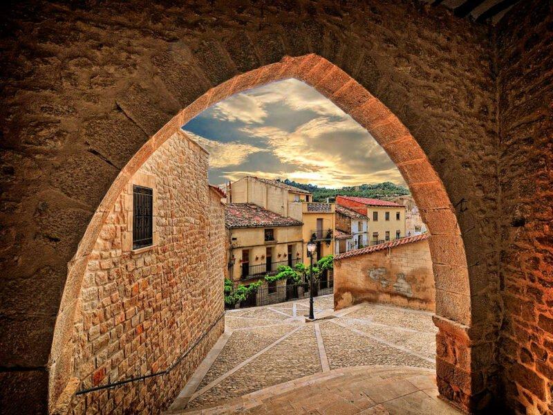 Puertas de Calaceite