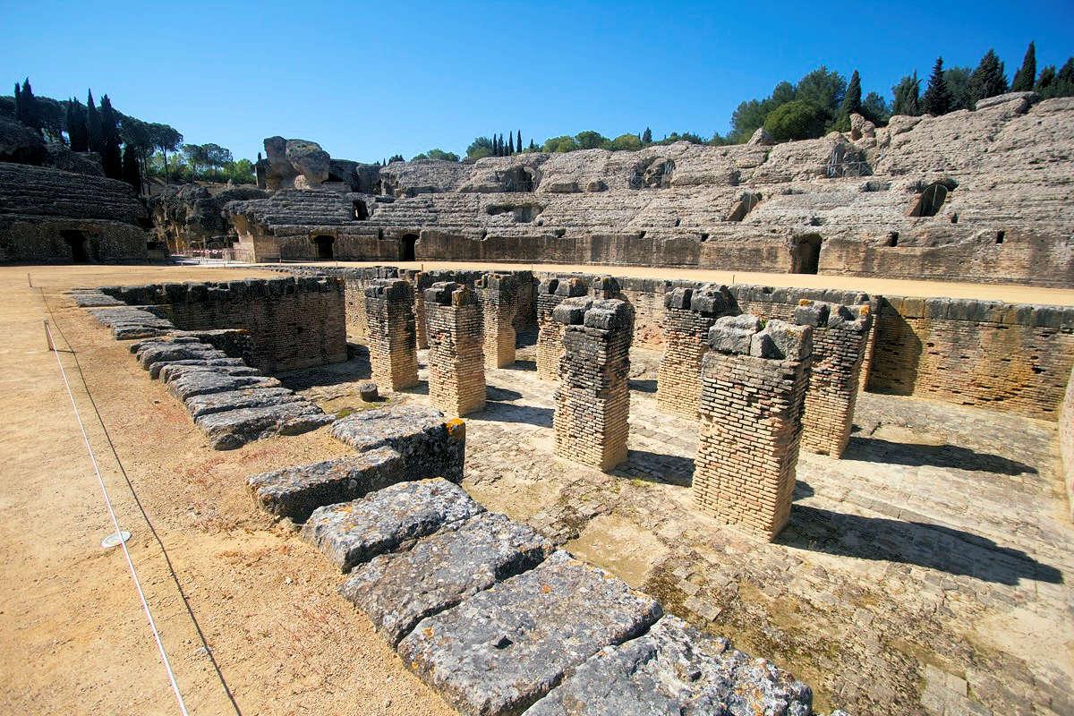 ruinas-romanas-santiponce-sevilla