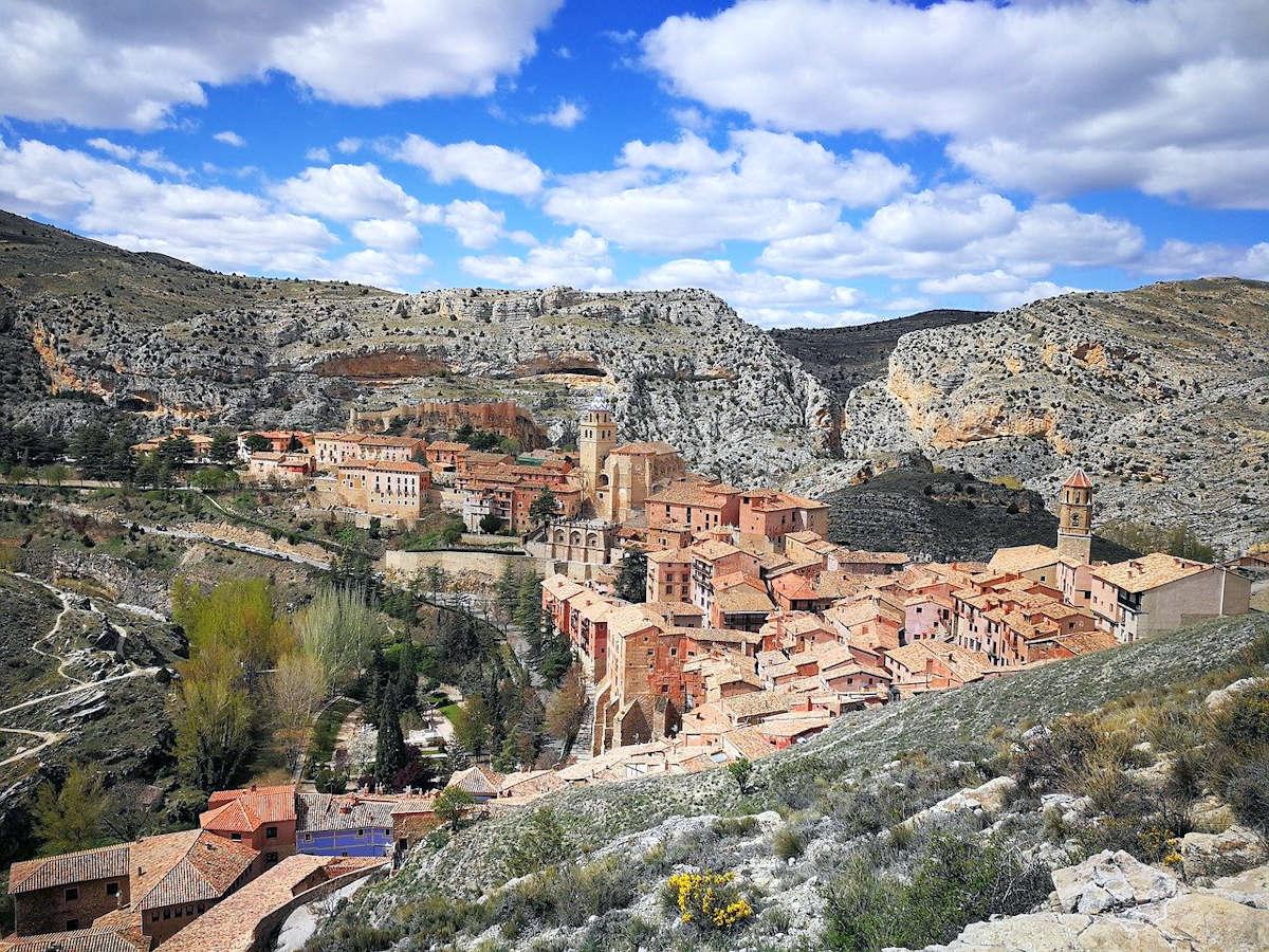 visitar-pueblos-de-teruel-murallas-de-albarracín