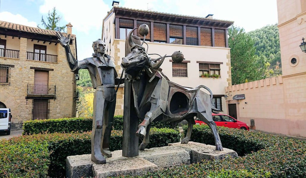 Visita Rubielos de Mora en Teruel