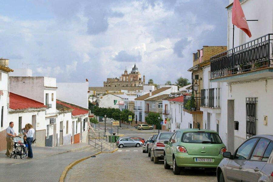 Visita Santiponce en Sevilla