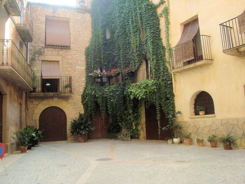 Visitar Calaceite en Teruel