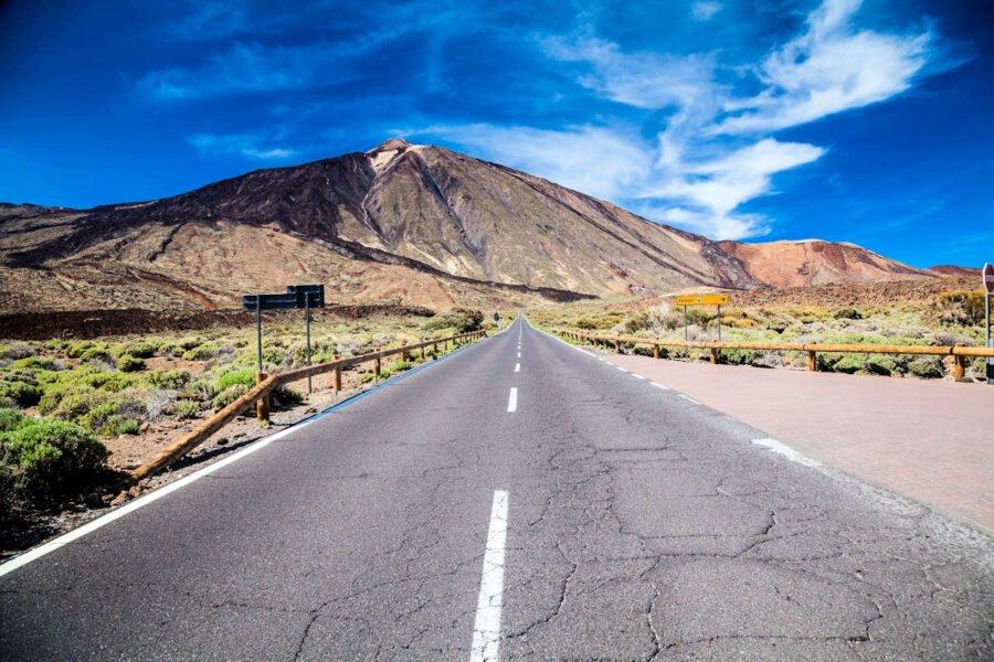 Vistas en Santiago del Teide