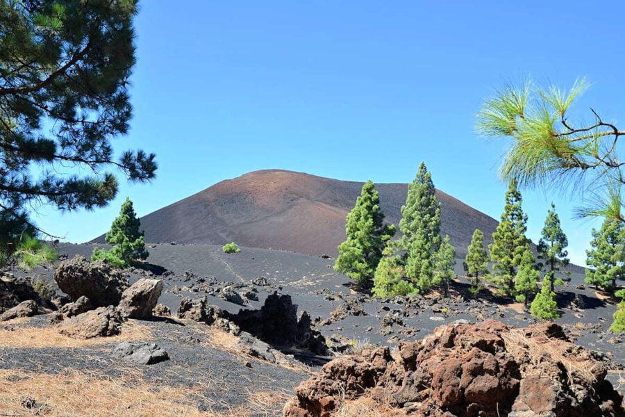 Volcán Chinyero