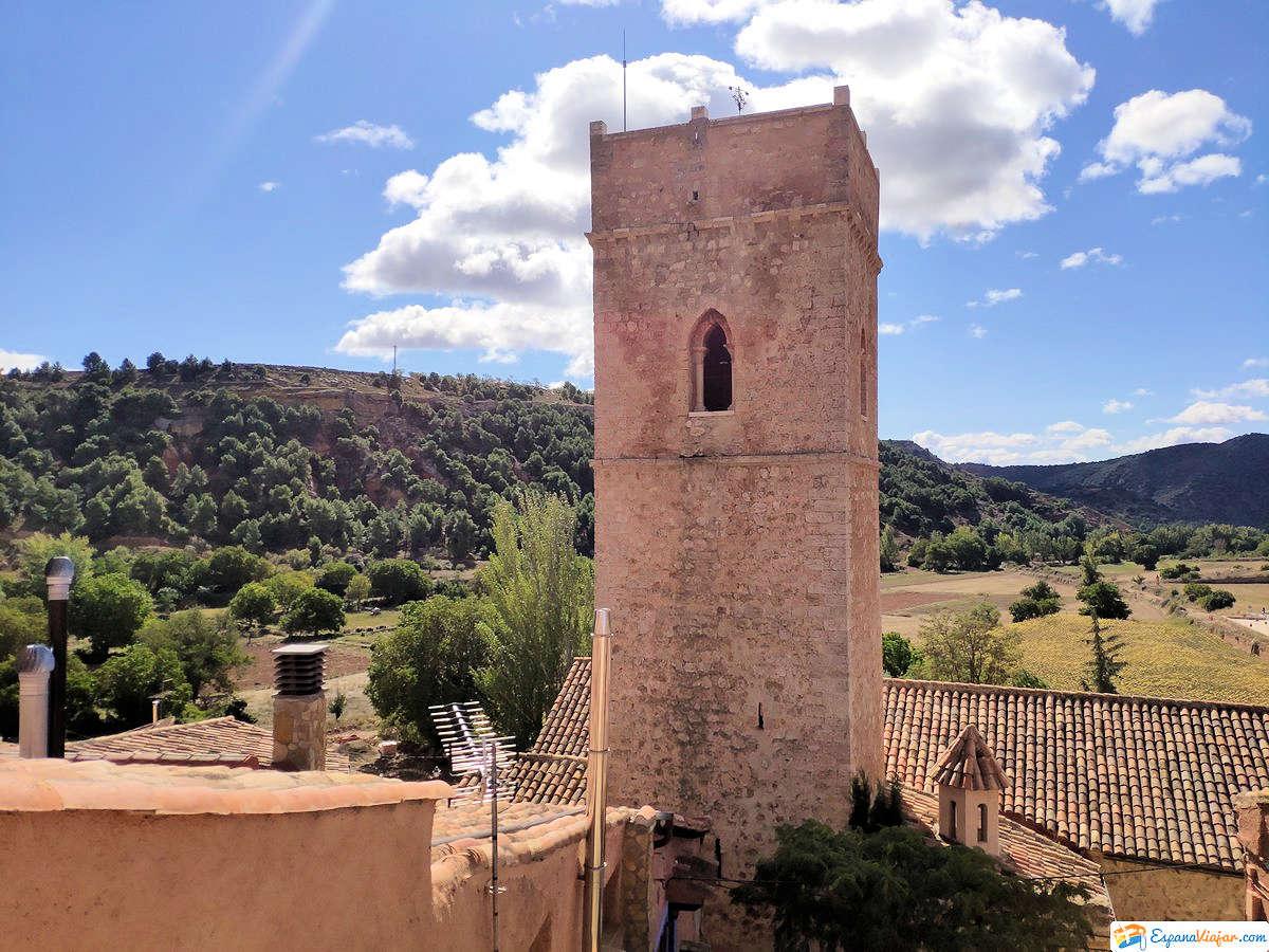 ANENTO-Pueblos más bonitos en Zaragoza